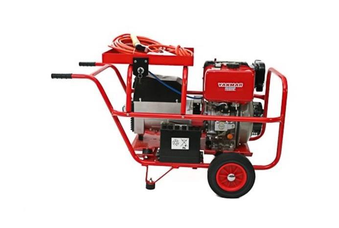 Diesel welder 2