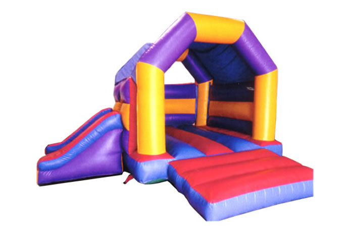 Bouncy Castle 12 x 12 complete with slide