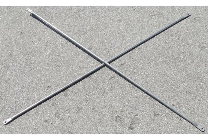 Diagonal Braces 12'