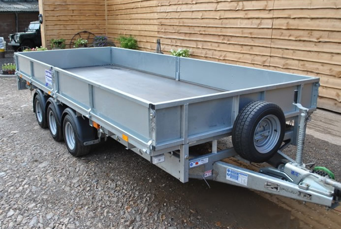 16 x 6 Triple Axle Trailer