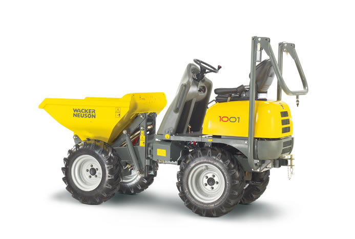 1 Ton High Tip Dumper