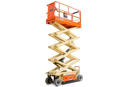 26ft Narrow Scissor Lift