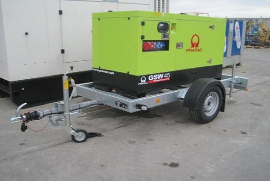 35 kva Super Silenced Generators