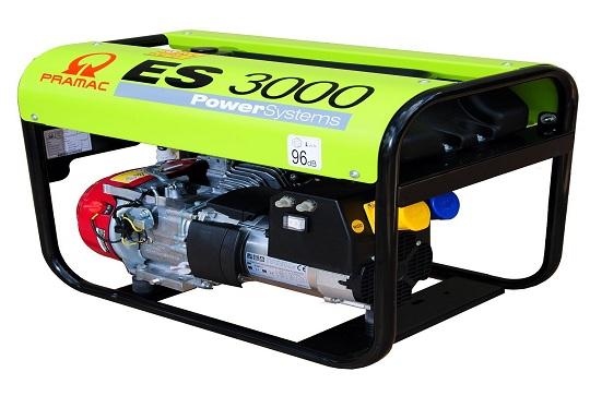 3 kva Petrol Generators