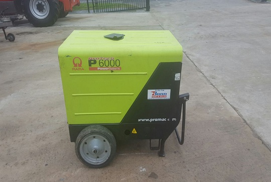 6 kva Super Silenced Generators