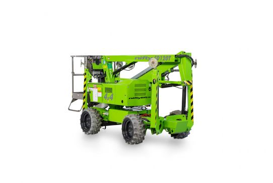ALL TERRAIN CHERRY-PICKER