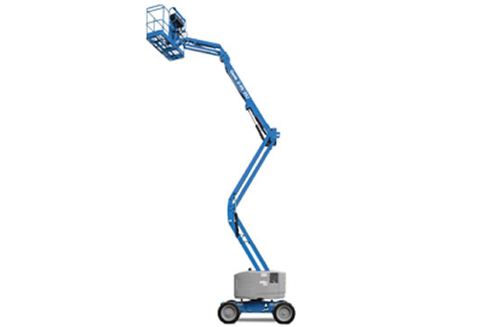 Z45 ft Articulated Boom Lift
