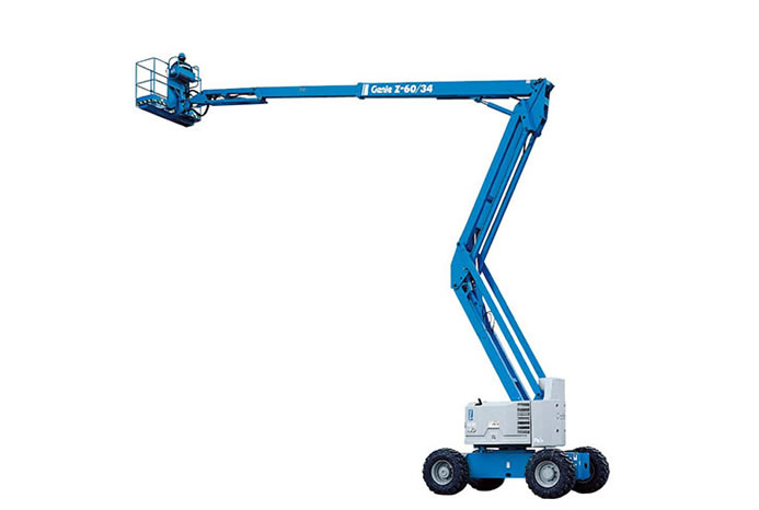 60ft Articulated Boom Lift