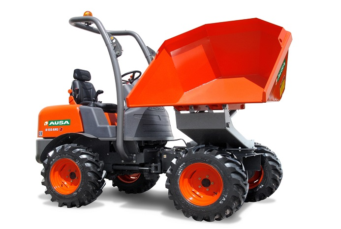 1.5 TON SWIVEL DUMPER