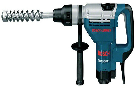 rotary hammer drill medium duty