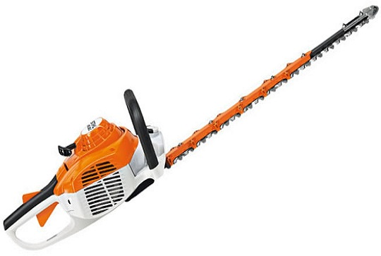2 stroke double side hedge cutters