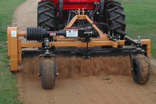 harley box rake