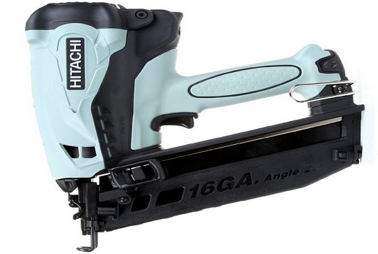 16 GAUGE MASONARY AIR NAILER