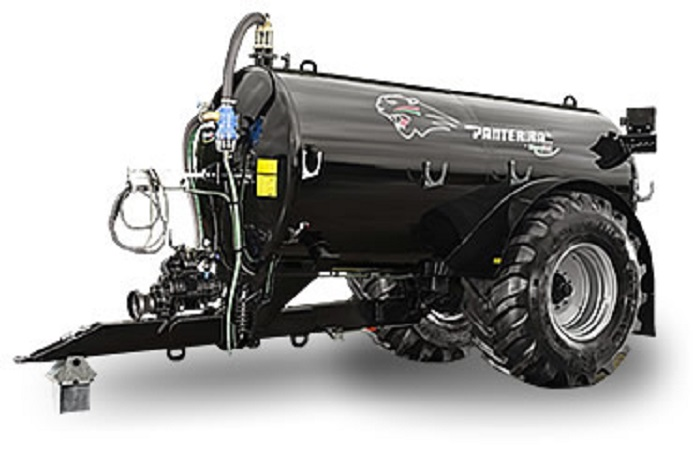2300 GALLON VAC TANKER