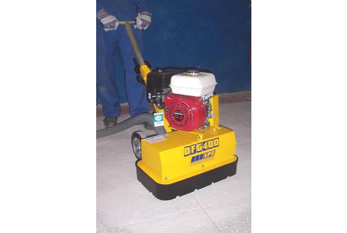 Petrol Floor Grinder