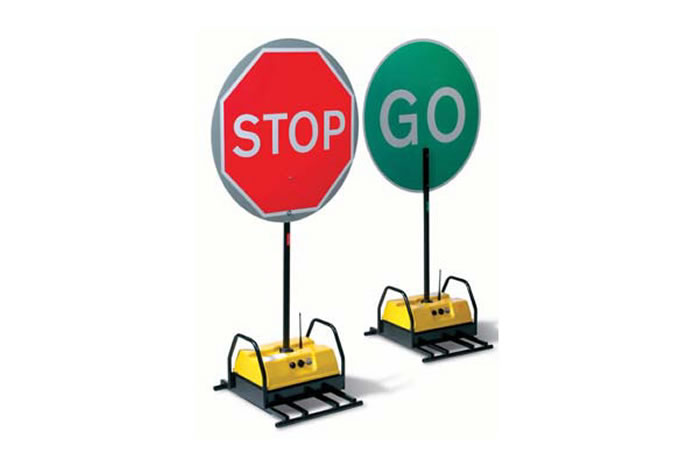 Remote Control Stop Go Boards
