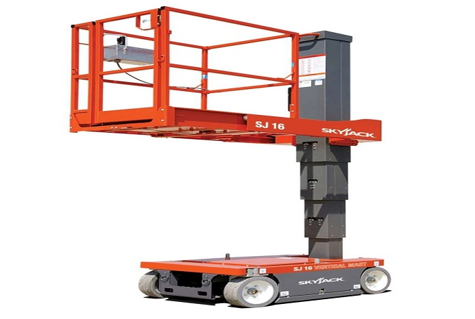 SJ16 SKYJACK PERSONNEL LIFT