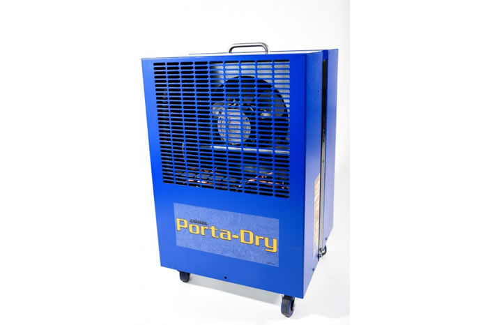 Small Attick Dehumidifier