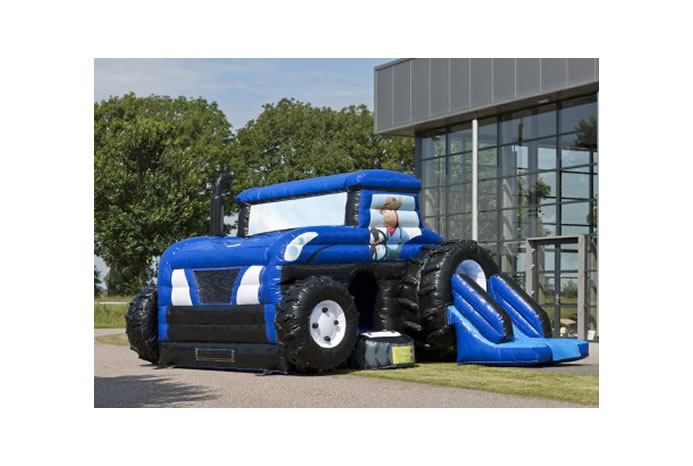 Tractor Castle