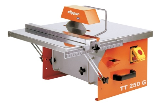 Electric Water Cooled Diamond Tile Cutter